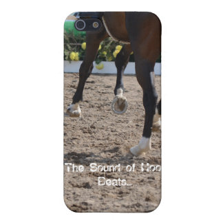The Sound of Hoof Beats - I Phone 5 Case For iPhone SE/5/5s