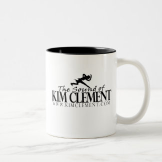 The Sound of Kim Clement Logo Mug