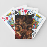 The Sound of Music Abstract Art Deck Of Cards
