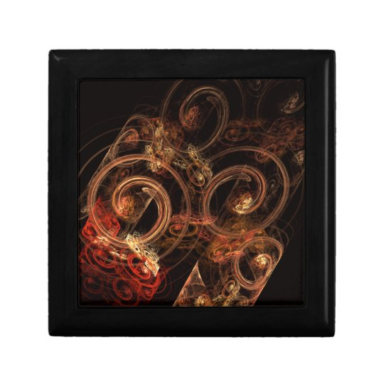 The Sound of Music Abstract Art Gift Box