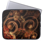 The Sound of Music Abstract Art Laptop Sleeve