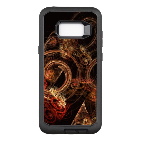 The Sound of Music Abstract Art OtterBox Defender Samsung Galaxy S8+ Case