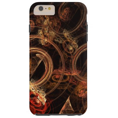 The Sound of Music Abstract Art Tough iPhone 6 Plus Case