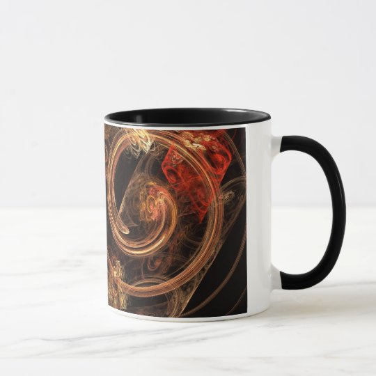 The Sound of Music Abstract Coffee Mug