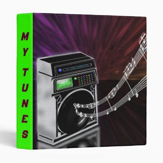 The Sound Of Music - Designer CD Collection Binder