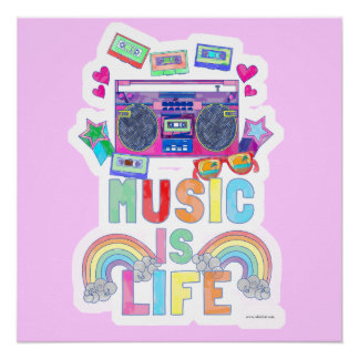 The Sound of My  Life Poster