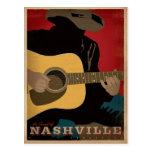 The Sound of Nashville Postcard