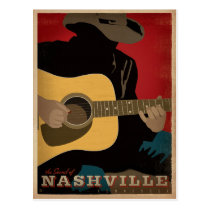 The Sound of Nashville Postcard