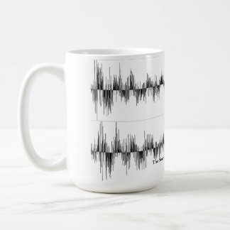 The Sound Of One MPC Clapping Classic White Coffee Mug