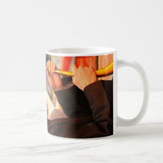 The Sound of Shofar Classic White Coffee Mug