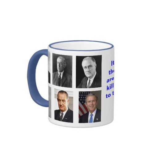The Sound of Trumpets Coffee Mugs