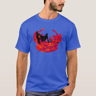THE SOUND WAKEBOARDER T-Shirt