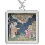 The Sounding of the Seventh Trumpet and the Square Pendant Necklace