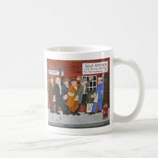 The Soup Kitchen Coffee Mug