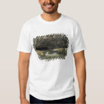 The Source of the Loue or La Grotte Sarrazine Tee Shirt