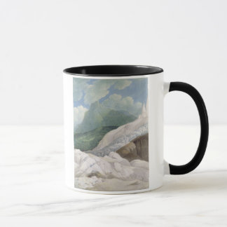 The Sources of the Aveyron,1781 (w/c) Mug