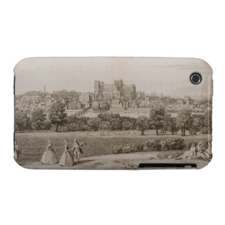 The South-East Prospect of Rippon, 1731-48 (line e iPhone 3 Case