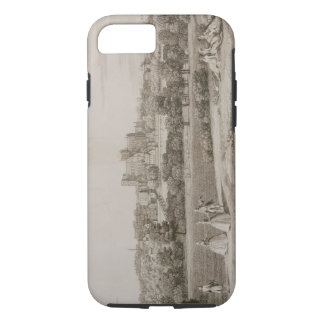The South-East Prospect of Rippon, 1731-48 (line e iPhone 7 Case