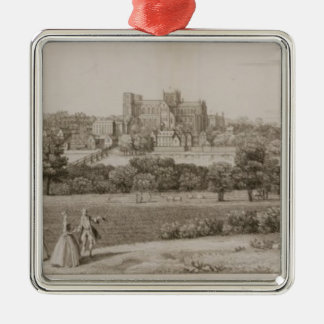 The South-East Prospect of Rippon, 1731-48 (line e Metal Ornament