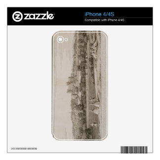 The South-East Prospect of Rippon, 1731-48 (line e Skins For iPhone 4