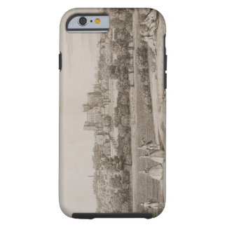 The South-East Prospect of Rippon, 1731-48 (line e Tough iPhone 6 Case