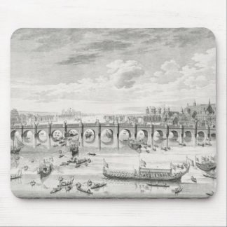 The South East Prospect of Westminster Bridge - Bo Mouse Pad