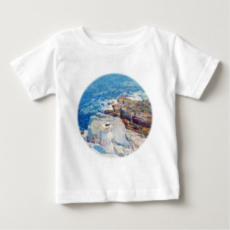 The South Ledges, Appledore by Childe Hassam Baby T-Shirt