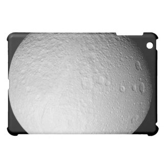 The South Pole of Saturn's moon Tethys iPad Mini Case