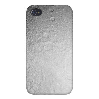 The South Pole of Saturn's moon Tethys iPhone 4/4S Case