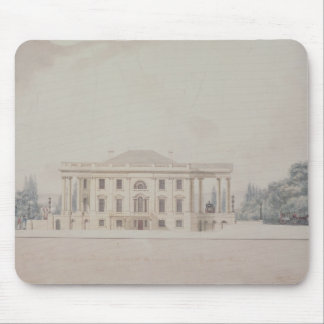The South Portico of the President's House, 1807 Mouse Pad