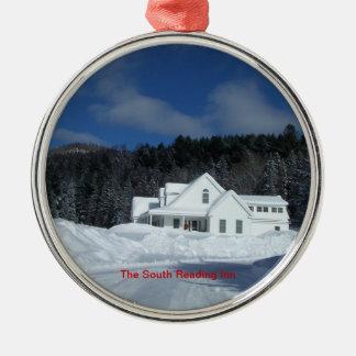 The South Reading Inn Metal Ornament