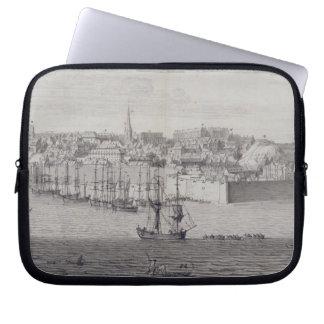 The South View of Berwick Upon Tweed, c.1743-45 (p Laptop Sleeve