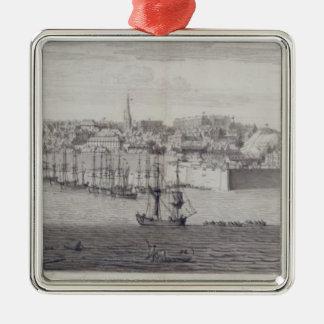 The South View of Berwick Upon Tweed, c.1743-45 (p Metal Ornament