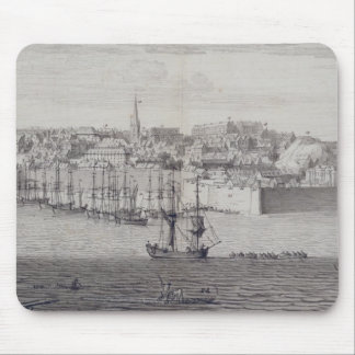 The South View of Berwick Upon Tweed, c.1743-45 (p Mouse Pad