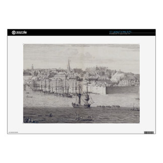 The South View of Berwick Upon Tweed, c.1743-45 (p Skin For Laptop