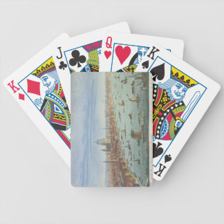 The South West Prospect of London, from Somerset G Bicycle Playing Cards