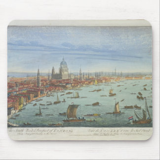 The South West Prospect of London, from Somerset G Mouse Pad