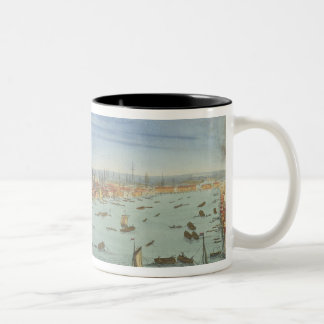 The South West Prospect of London, from Somerset G Mugs