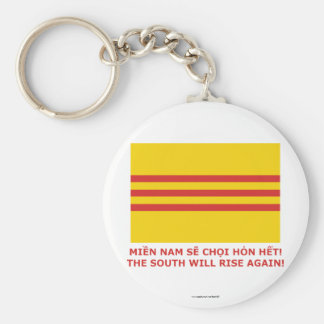 The South will rise again South Vietnam that is Keychain