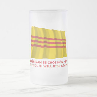 The South will rise again! South Vietnam, that is! Mug