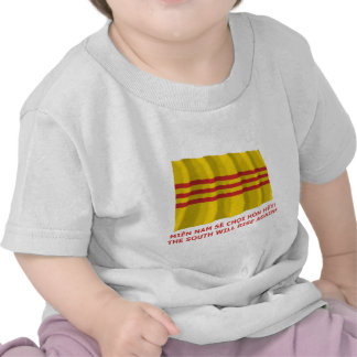 The South will rise again! South Vietnam, that is! Tshirt