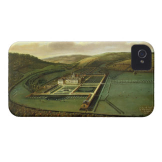 The Southeast Prospect of Hampton Court, Herefords iPhone 4 Cover