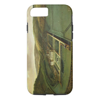 The Southeast Prospect of Hampton Court, Herefords iPhone 8/7 Case