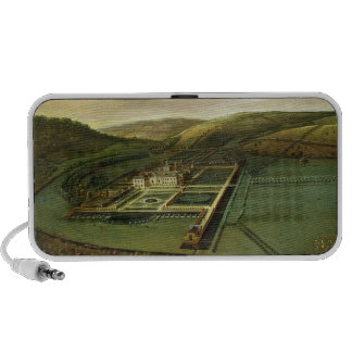 The Southeast Prospect of Hampton Court, Herefords Travel Speakers