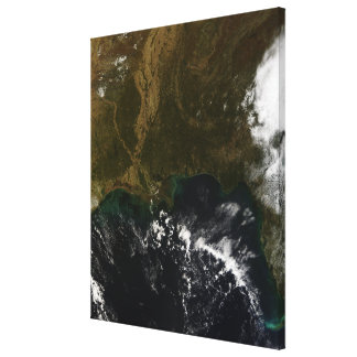 The southeastern United States Canvas Print