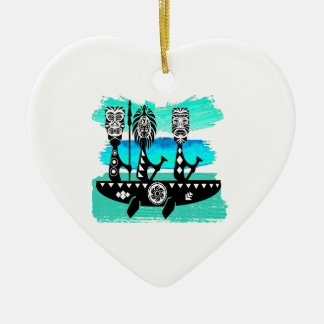 THE SOUTHERN PASSAGE CERAMIC ORNAMENT