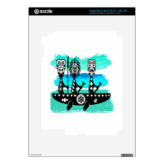 THE SOUTHERN PASSAGE DECALS FOR iPad 3