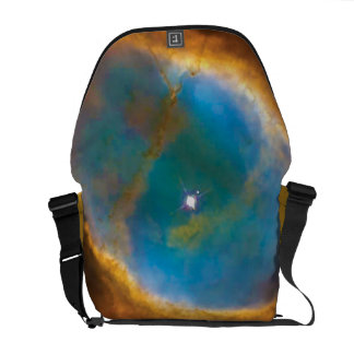 The Southern Ring Nebula Courier Bag