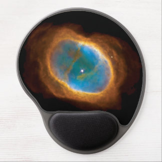 The Southern Ring Nebula Gel Mouse Pads