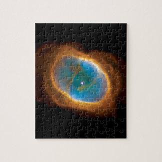 The Southern Ring Nebula Jigsaw Puzzle